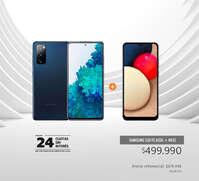 Samsung S20 en cuotas sin interés