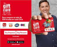 La gift card