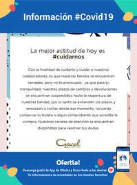 Gacel #Covid19