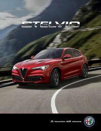 Ficha Técnica Alfa Romeo STELVIO