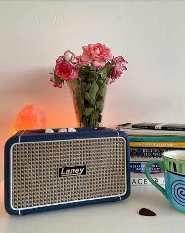 Prueba el amplificador Laney- Page 1