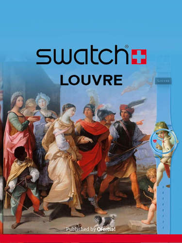 Swatch louvre collection- Page 1