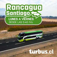 Servicio Rancagua - Santiago