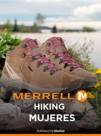 Hiking Mujer