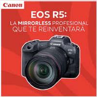 Nueva mirrorless EOS R5