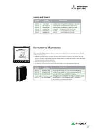 catálogo general rhona
