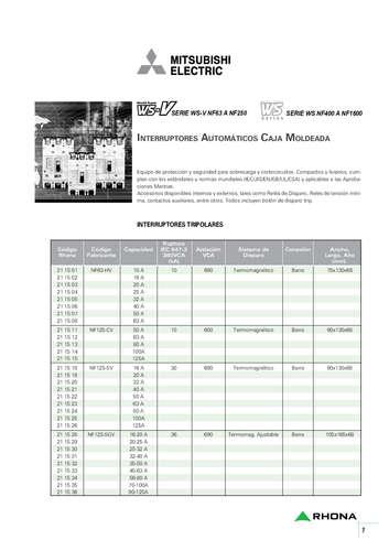 catálogo general rhona- Page 1