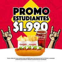 Promo Estudiantes