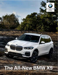The All-New BMW X5 xDrive30d Executive