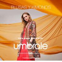 Blusas y kimonos
