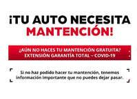 Mantención gratuita Honda