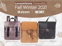 Nueva colección Fall Winter 2021 Secret