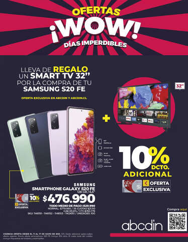 Ofertas WOW- Page 1
