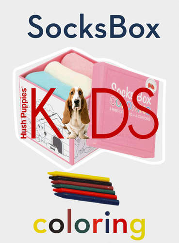Socks Box- Page 1