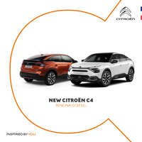 New Citroën C4