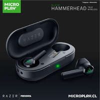 Hammerhead audífonos
