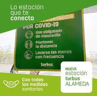 Nueva estación Alameda