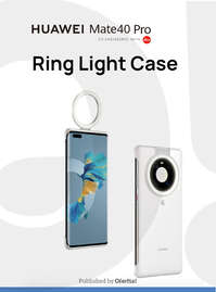 Ring light case