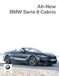 All-New BMW M850i Cabrio