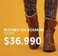 Botines Via Rosmini