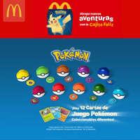 Cajita Feliz Pokémon