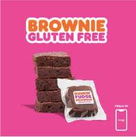 Fudge Brownie es SIN gluten