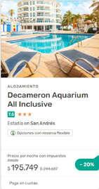 Promoción Decameron