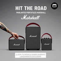 Marshal, Hit The Road
