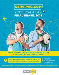 Te Lleva A La Final Brasil 2019