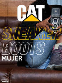 Sneaker Boots Mujer