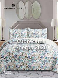 Cubrecama sherpa 2020