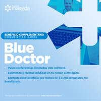 Beneficio Blue Doctor