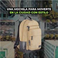 Una mochila que te hará lucir con mucho estilo