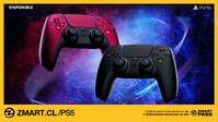 DualSense Cosmic Red y Midnight Black