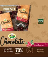 Nuevo chocolate ChaKra
