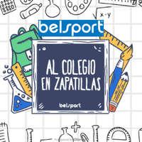 Al Colegio En Zapatillas