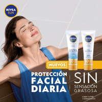 Protección facial diaria