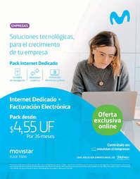 Pack Internet Dedicado