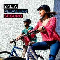 Sal a pedalear seguro
