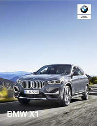 BMW X1 sDrive20i Luxury Night Edition