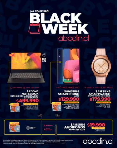 Black Week- Page 1