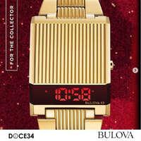 Nuevo Bulova Computron 96C110
