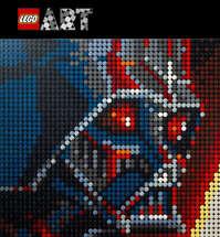 Star Wars - LEGO ART