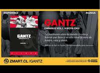 Llegó Gantz
