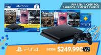 Promo PS4