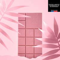Chocolate naturalmente rosado