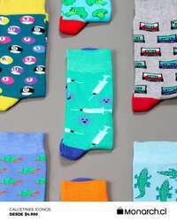 Colección de calcetines temáticos