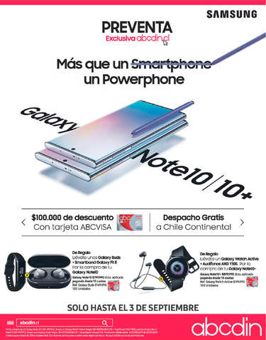 Galaxy Note 10+- Page 1
