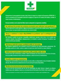 Medidas Cruz Verde COVID-19