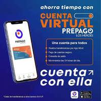 Cuenta Virtual Prepago